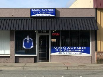 MAIN AVENUE DRY CLEANERS