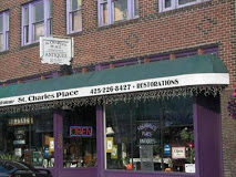 ST CHARLE'S PLACE ANTIQUES